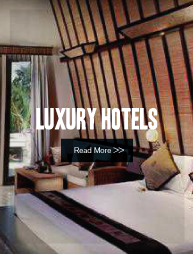 Luxury Hotels on Gili Meno
