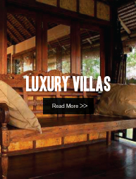 Luxury Villas on Gili Meno