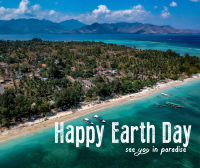 Happy Earth Day - Gili Islands