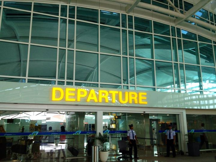 Airport departure tax will increase from the 1st of April 2014