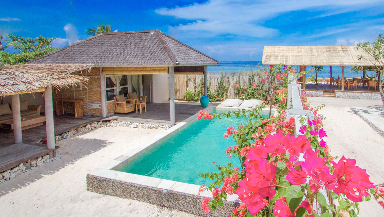 Avia Villa Resort Gili Meno