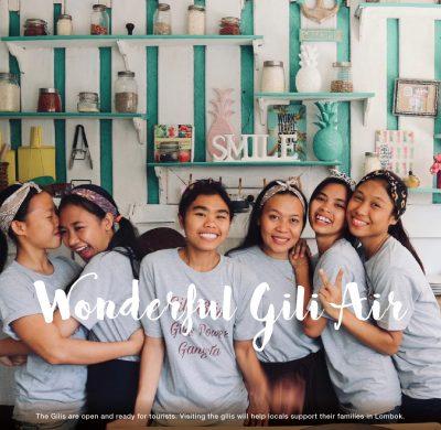Happy Island Girls