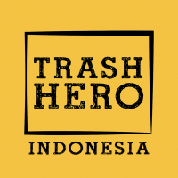 Logo Trash Hero Gili Islands