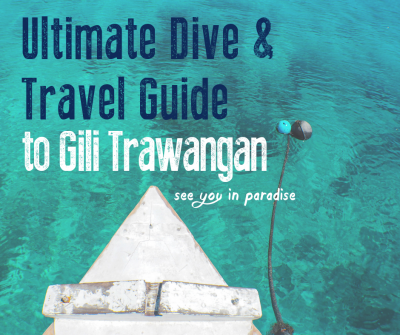 The Ultimate Dive And Travel Guide To Gili Trawangan