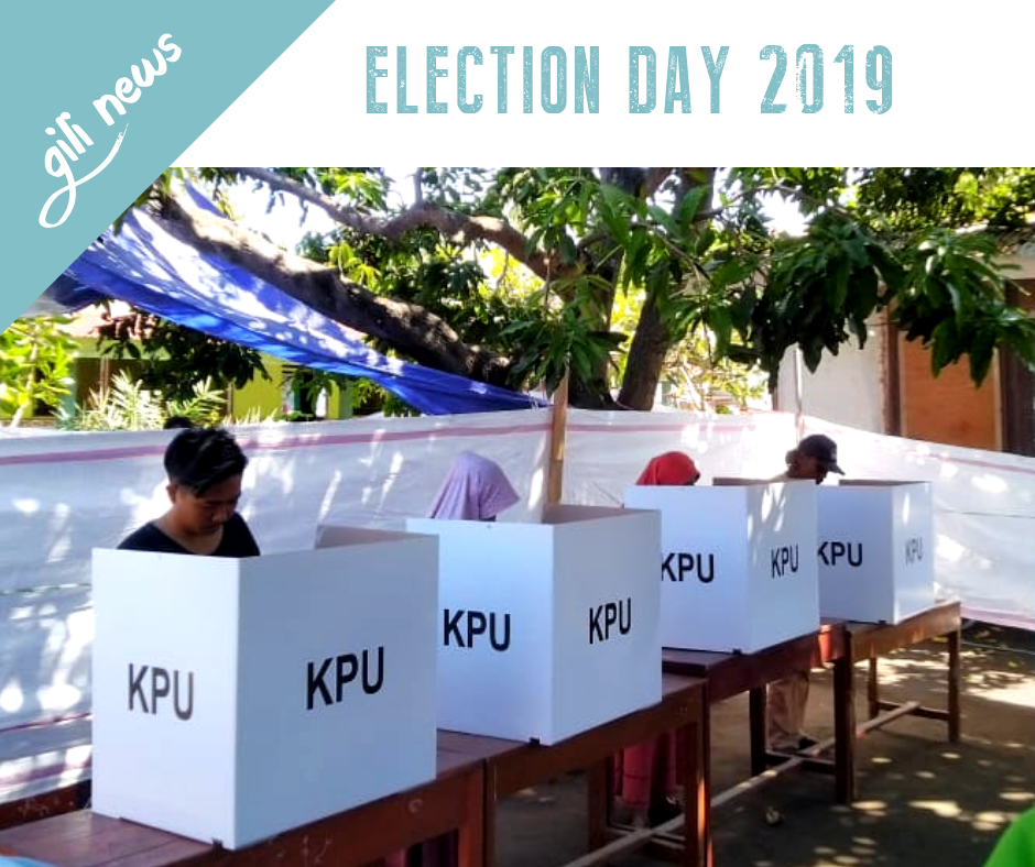 Election Day 2019 - Gili News