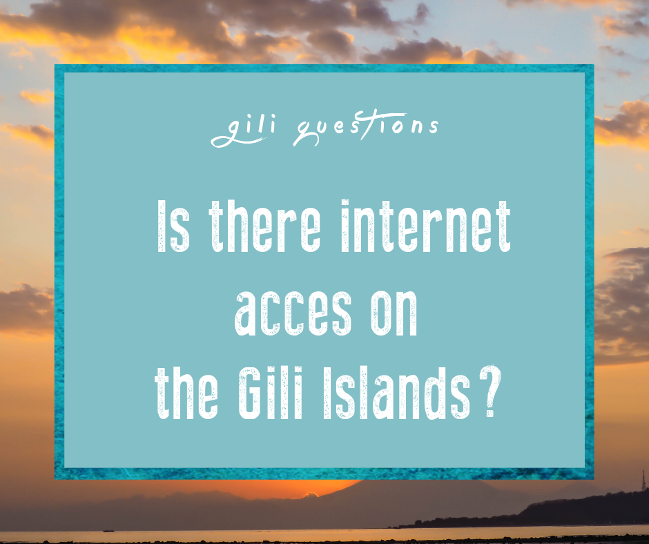 FAQ - Gili Islands