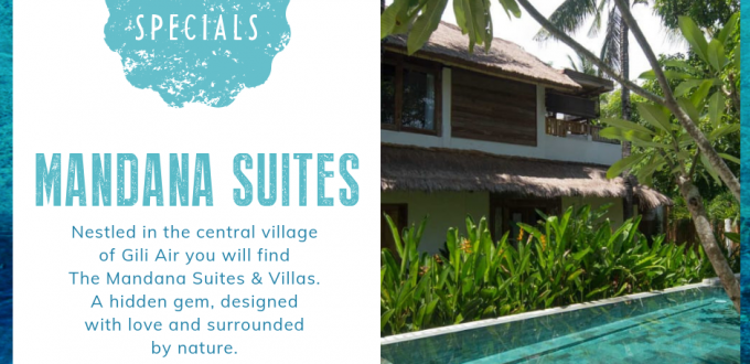 Gili Special: The Mandana Suites and Villas
