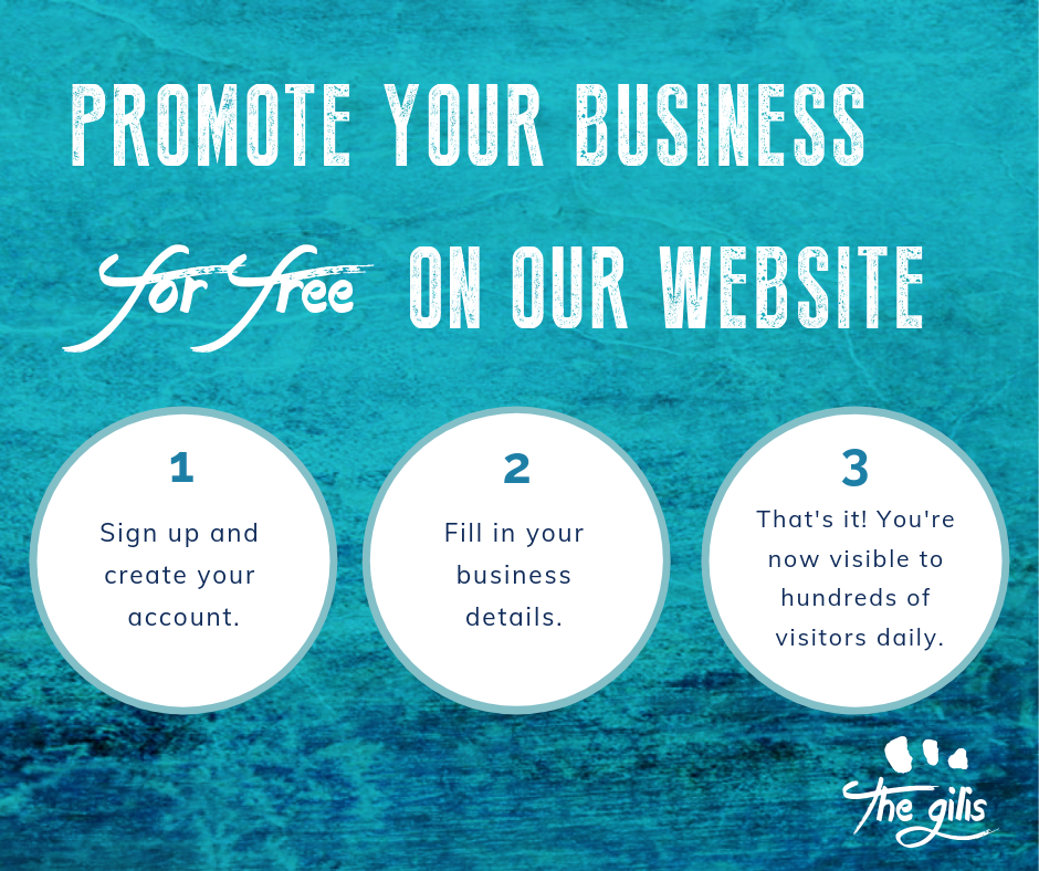 List Your Business For Free On The Official Gilis Website