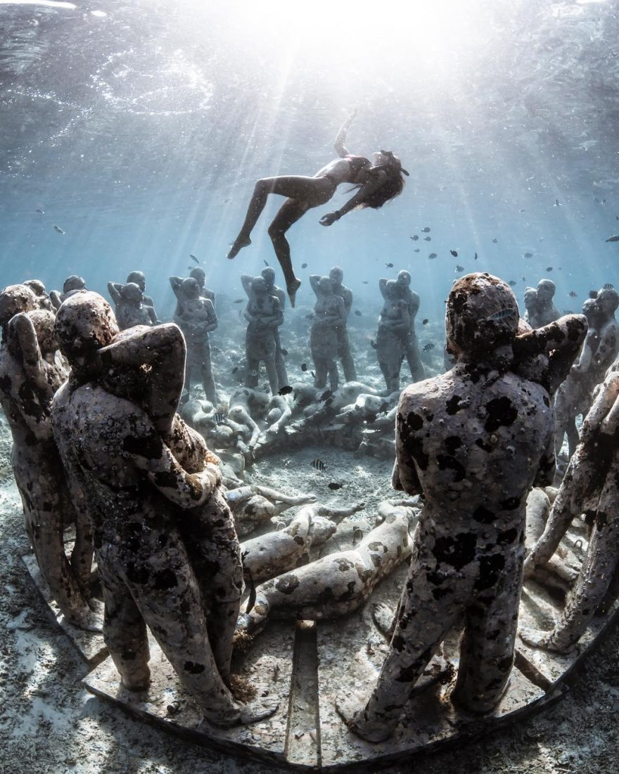 Freediving Gili Islands