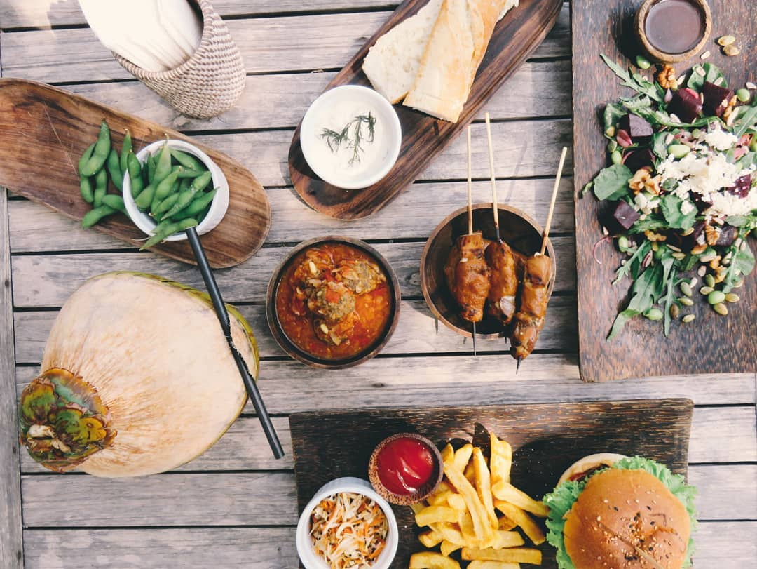 Best places to eat on Gili Air