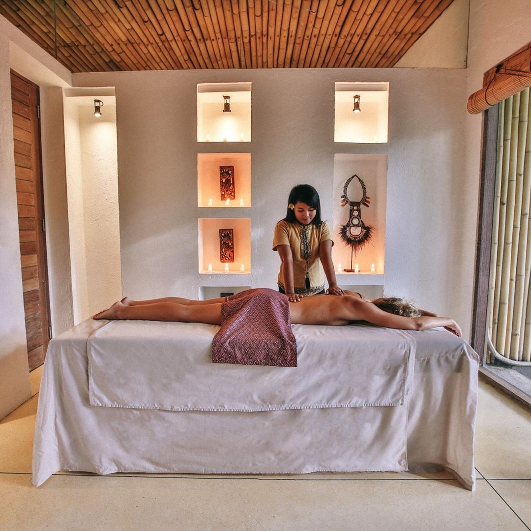 Best Massage On The Gili Islands