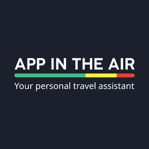 App in the Air is a travelling app allowing you to keep your travel information safe and organized.