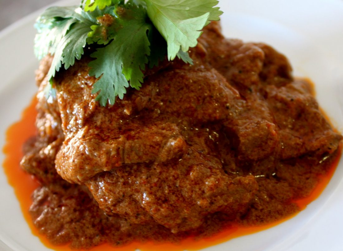 Best Beef Rendang On The Gili Islands In Indonesia