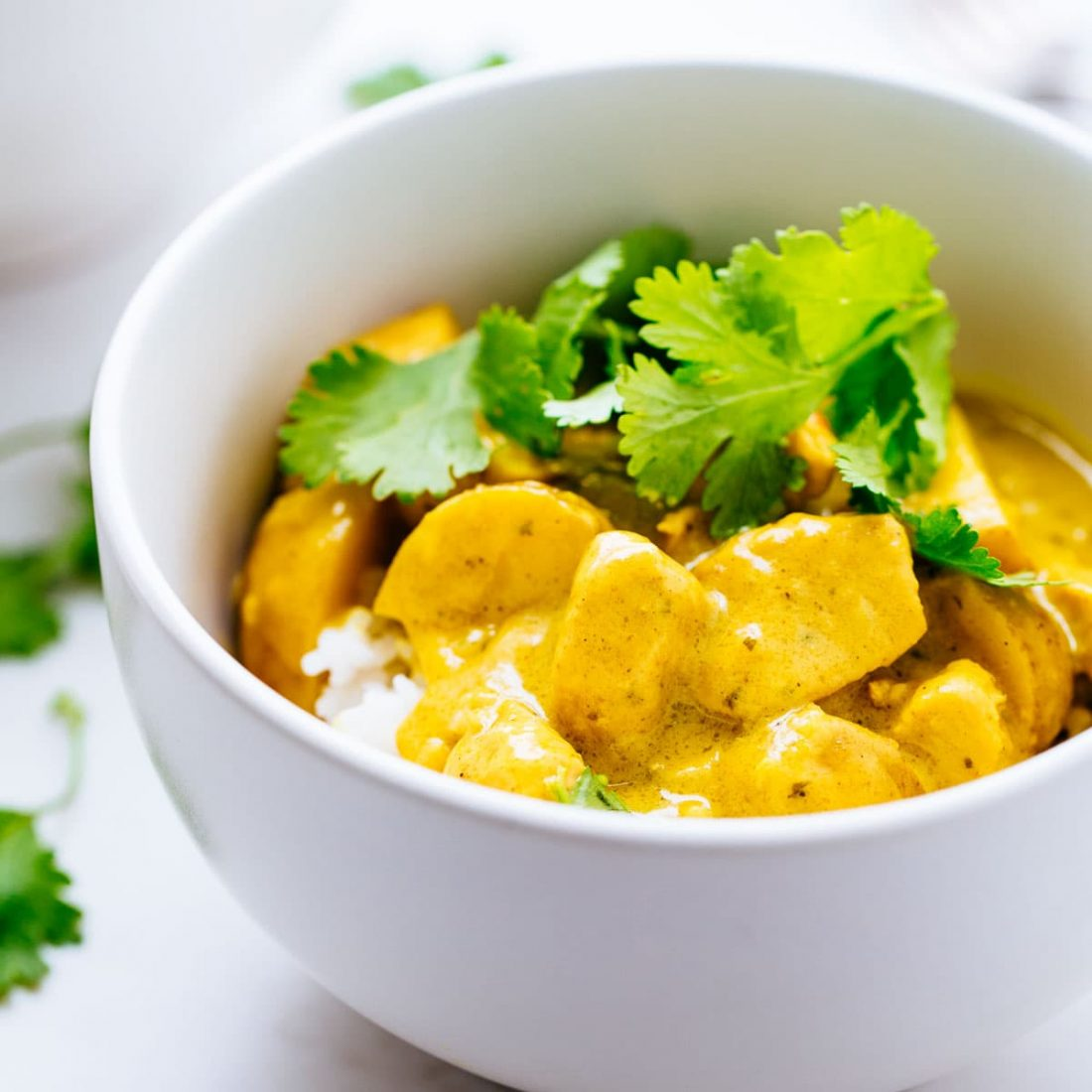 Best Chicken Curry On The Gili Islands