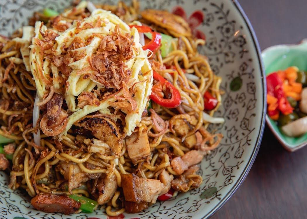 Best Mie Goreng On The Gili Islands
