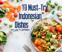 Cover Blog 10 Must Try Indonesian Dishes